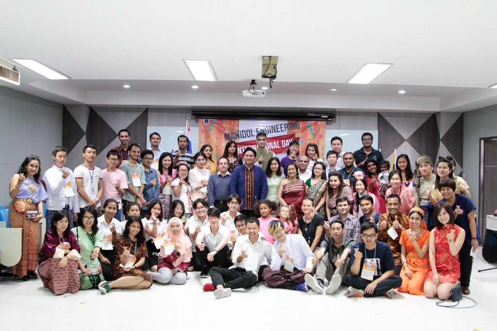 Mahidol Engineering International Day 2018