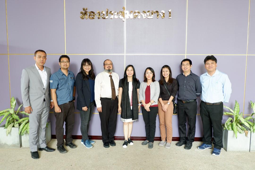 """Mahidol EcoLab co-organised Sustainability Seminar """"The New"""