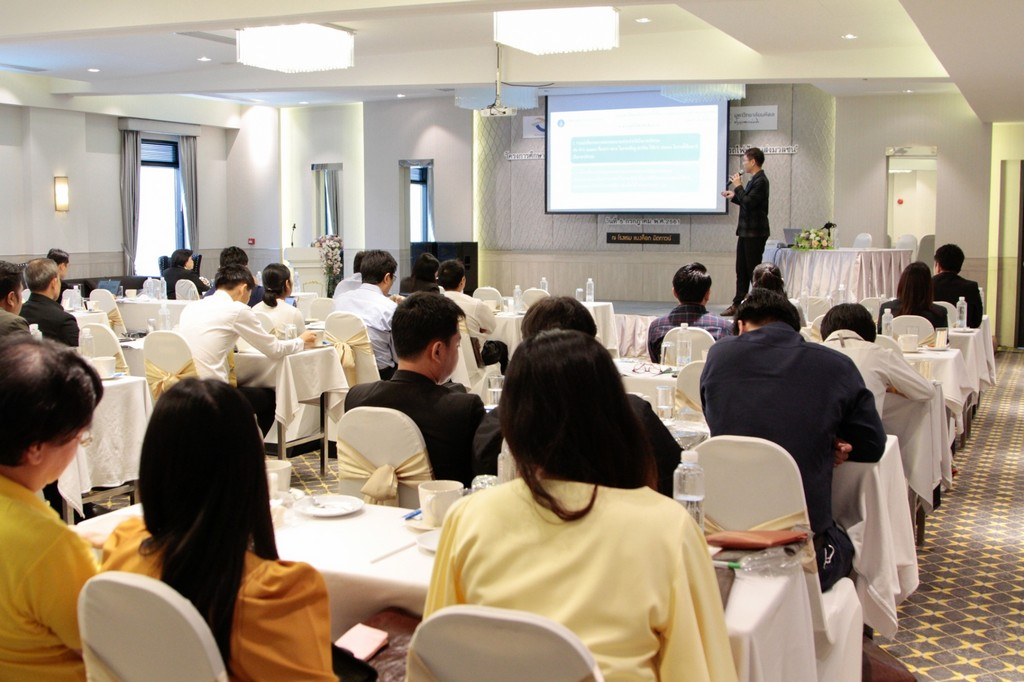 Engineering Mahidol and Ministry of Transport hosting the seminar Transportation Management for Enhancing Mass Rapid Transit Service